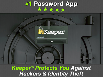 Keeper® Password & Data Vault - screenshot thumbnail