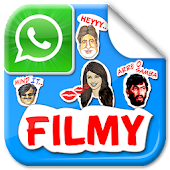 Filmy Stickers (Chatting)