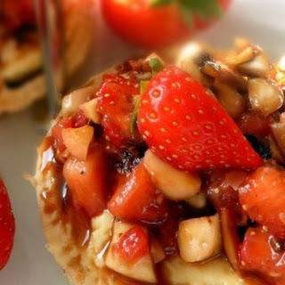 Scrumptious Strawberry and Almond Tartlets