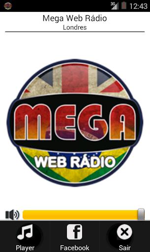 【免費音樂App】Mega Web Rádio-APP點子