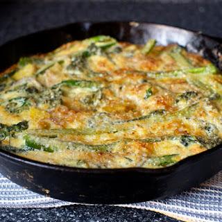 Potato and Broccolini Frittata