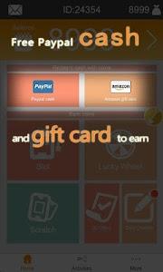 Cash Rewards Paypal  Gift Card v2.4.2
