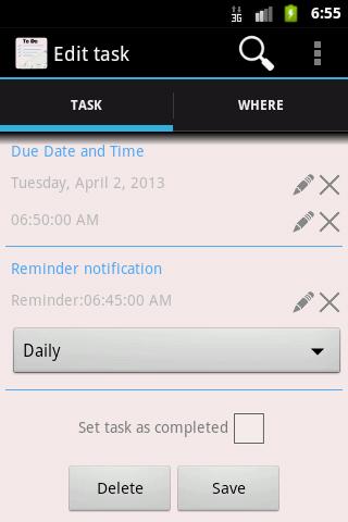 【免費生產應用App】To Do Geo Tagging-APP點子