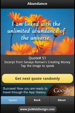 Abundance - Creating Money - screenshot