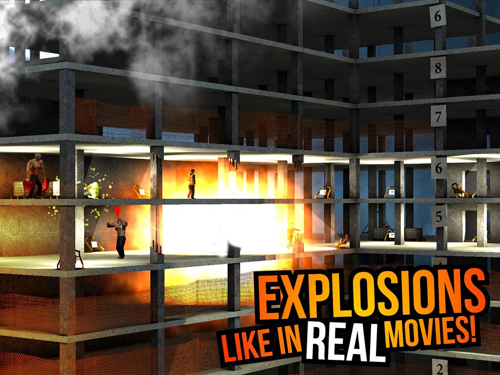 The Deadshot - screenshot