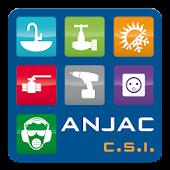 Anjac CSI: Produits, commandes