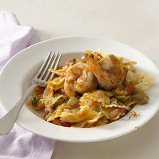Shrimp Farfalle Recipes.