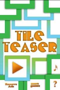 Tile Teaser - sliding puzzle- screenshot thumbnail