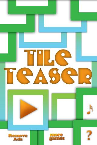 Tile Teaser - sliding puzzle- screenshot