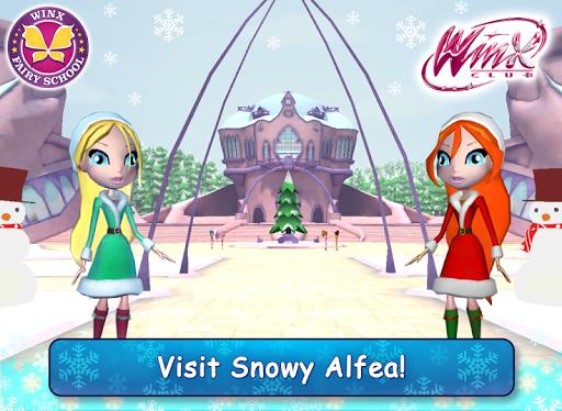لعبة Winx Club: Winx Fairy School v1.6 [Mod Money] لجوالات الاندرويد