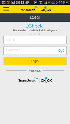 1Check - screenshot