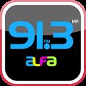 Alfa 91.3 icon