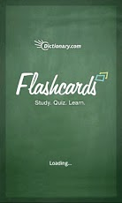Dictionary.com Flashcards