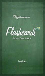 Dictionary.com Flashcards v1.0
