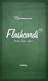 App Dictionary.com Flashcards apk for kindle fire