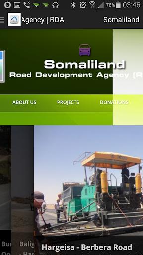 somaliland road agancy