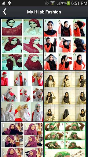 Hijab Steps