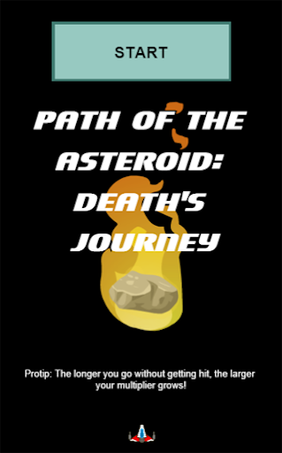 Path of the Asteroid