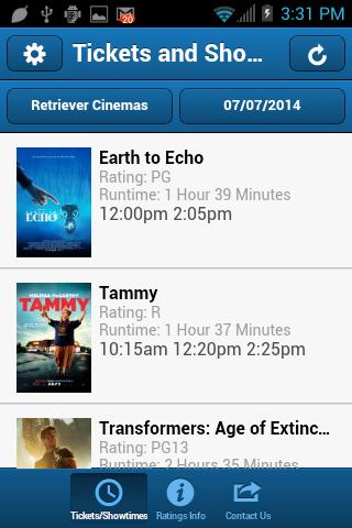 Retriever Cinemas