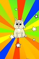 Screenshot of Talking Kitty Cat Box Cleanup