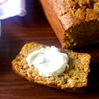 Carrot Cake with Cider and Olive Oil.