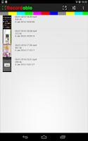 Screenshot of FREE screen recorder NO ROOT
