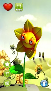 Talking Sonny Sunflower - screenshot thumbnail