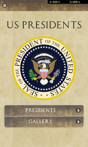 ⭐ US Presidents