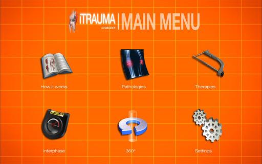 iTraumApp Pro