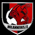 Milan News logo