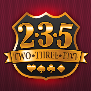 Two Three Five – Game of Cards for PC and MAC