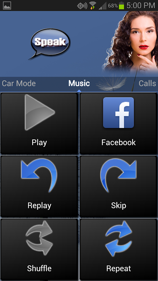 EVA Free - (Siri for Android) - screenshot