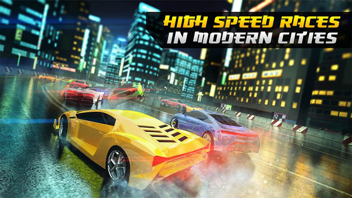 High Speed Race: Racing Need- screenshot