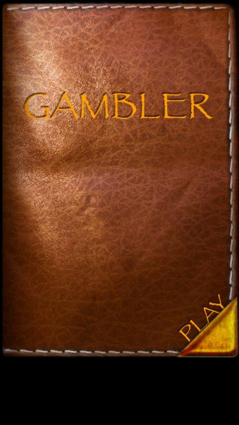Gambler- screenshot