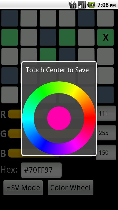 Palette Pro - screenshot