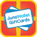 JunoWallet Earn Gift Cards NOW logo