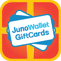 JunoWallet Earn Gift Cards NOW 7.9.21