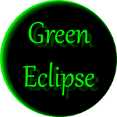 Green Eclipse Launcher Theme