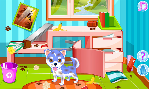 Puppy & kitty salon- screenshot thumbnail