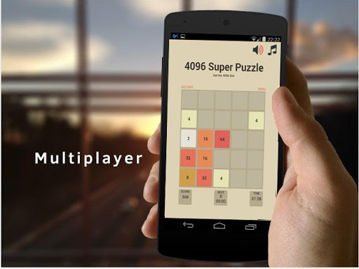 2048 Fighter 4096