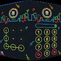AppLock Theme Nightclub icon