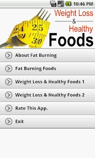 Weight Loss Healthy Foods