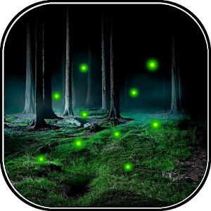 Fireflies Live Wallpaper 娛樂 App LOGO-硬是要APP