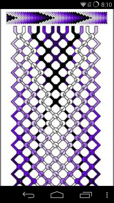 Схемы фенечек– skärmdump