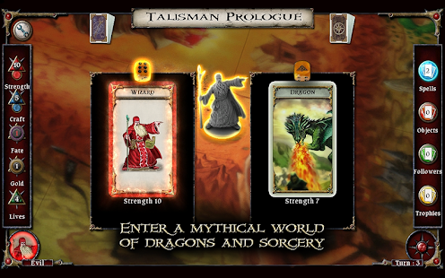Talisman: Prologue Screenshot 18