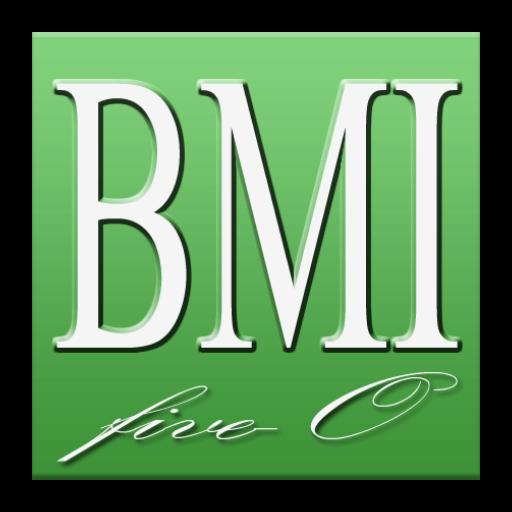 BMI Five-O LOGO-APP點子