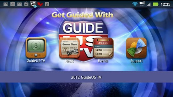 GuideUS TV- screenshot thumbnail