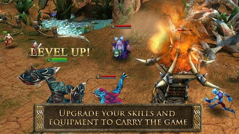 Heroes of Order & Chaos Screenshot 3