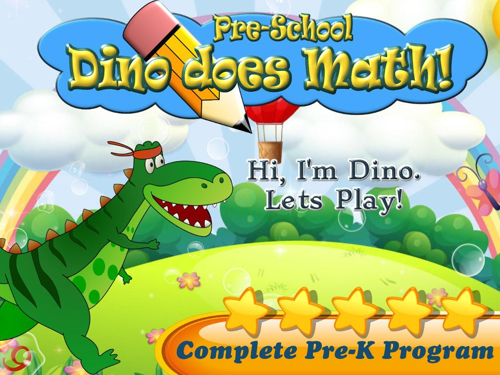 Dino Preschool Learning Games- screenshot