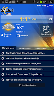 Wake Up with KSAT 12 - screenshot thumbnail